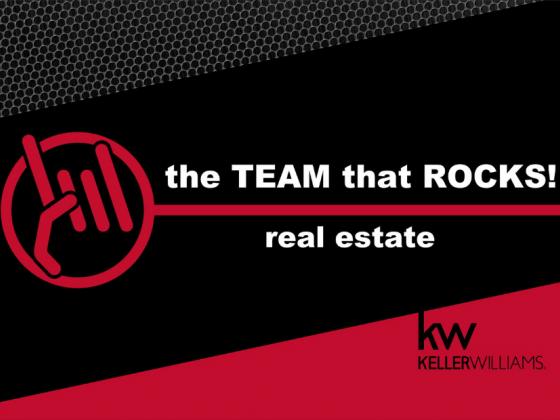 The Team That Rocks! Keller Williams - Tory Mayfield