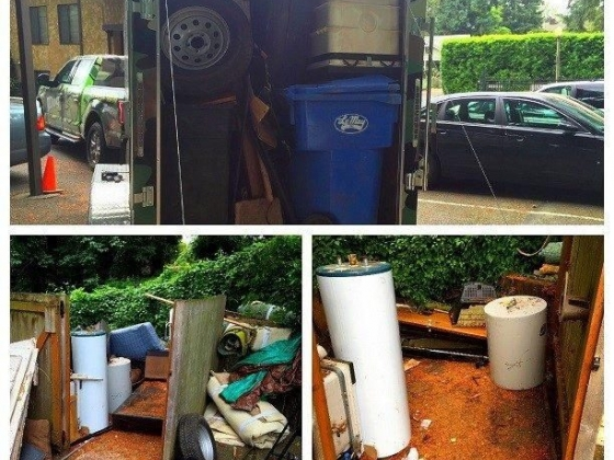 Home junk removal and clean outs Lakewood-Tacoma WA
