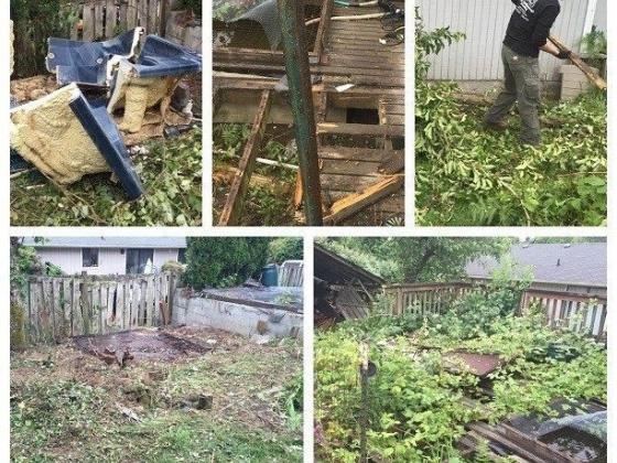 Pick up junk services, junk remover, trash haulers in Lakewood-Tacoma WA