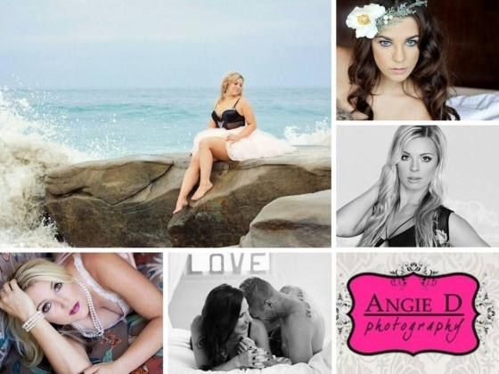Angie D Photography | Tacoma Area Photographer specializing in Boudoir & Business Portraits